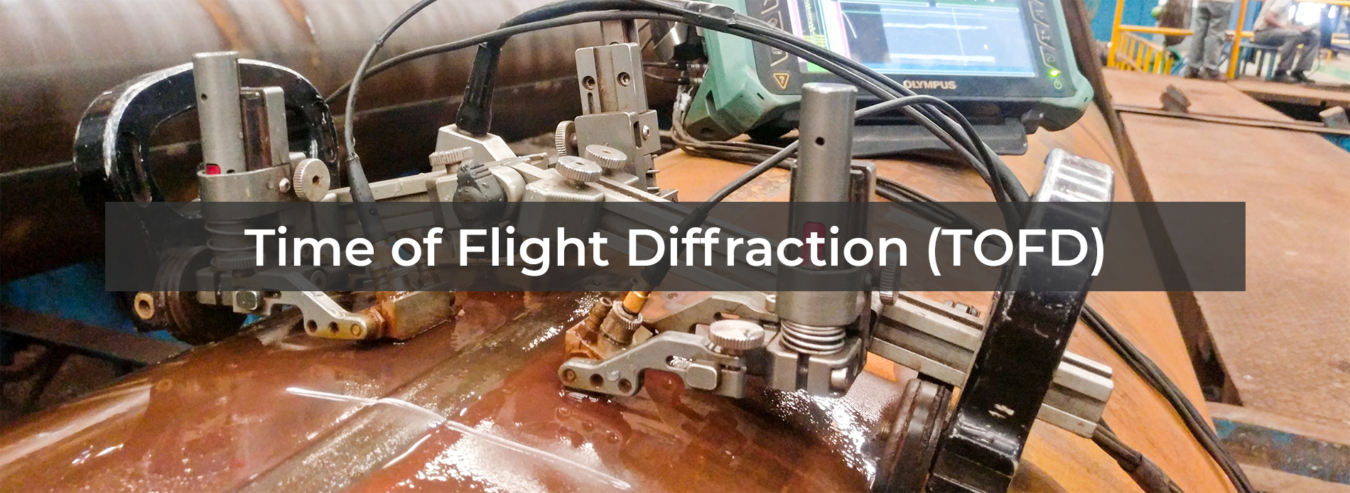 PCN Time of Flight Diffraction TOFD